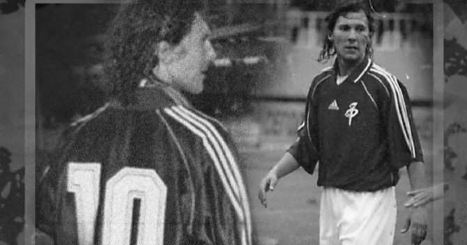 В России умер легендарный футболист