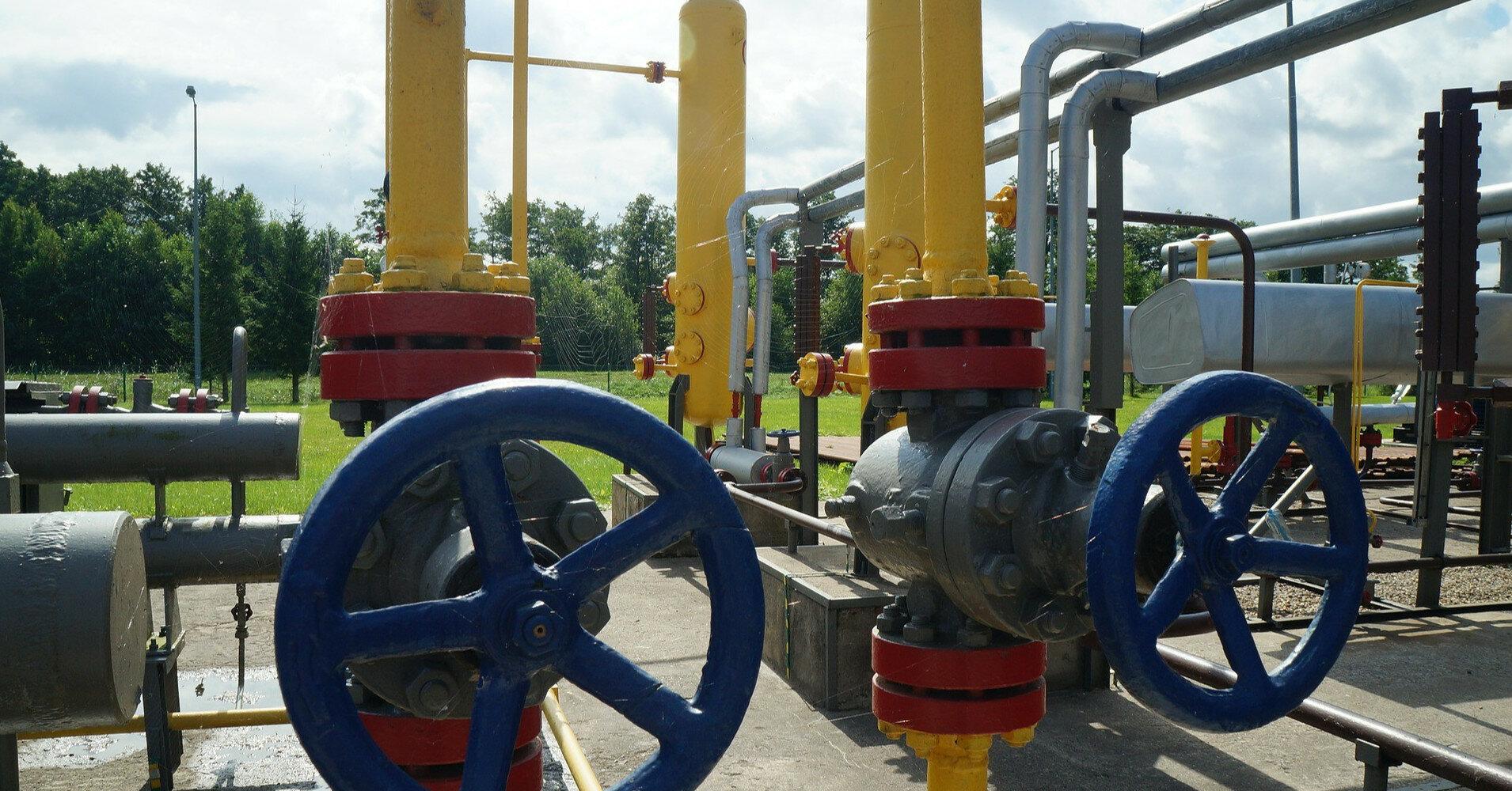 Украина копит газ в хранилищах на зиму: сколько нужно