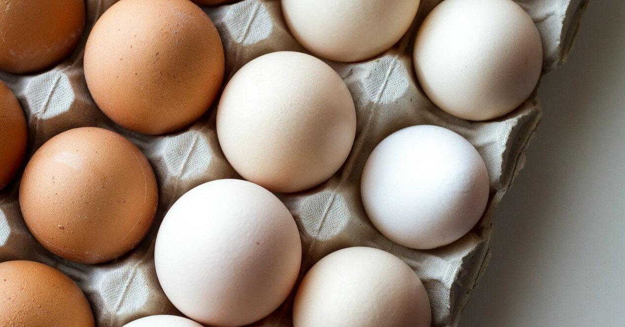 Доход от экспорта яиц сократился вдвое