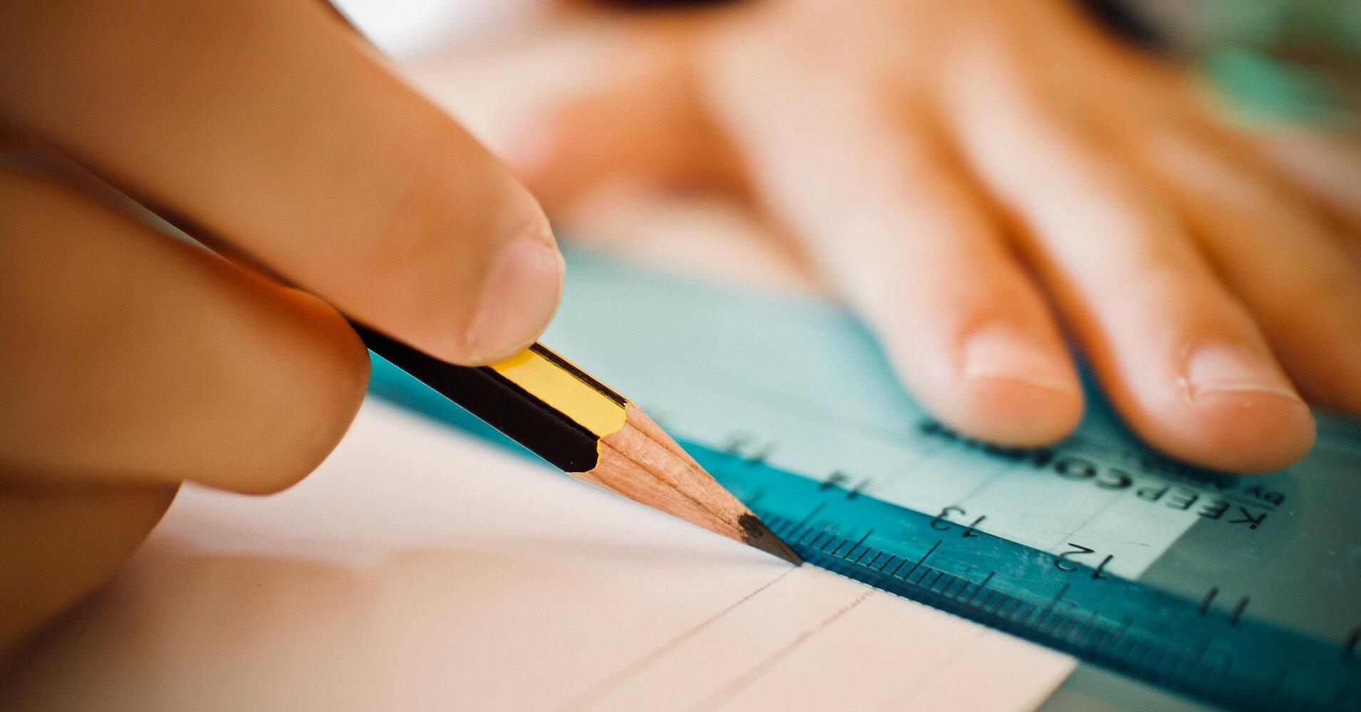 Почти треть выпускников провалили ВНО по математике