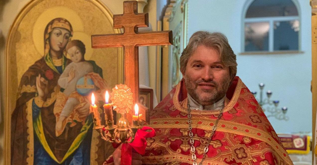 Священника в Полтаве отстранили из-за поста об абортах