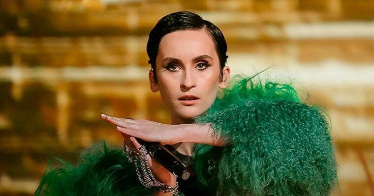 Солистка Go_А снялась для украинского Vogue