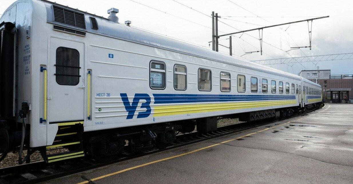 Укрзализныця получит 100 новых пассажирских вагонов