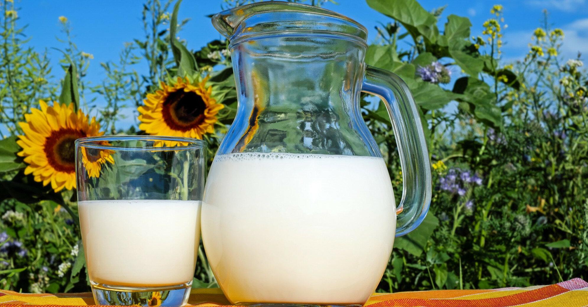 Украинцам вместо молока продают фальсификат