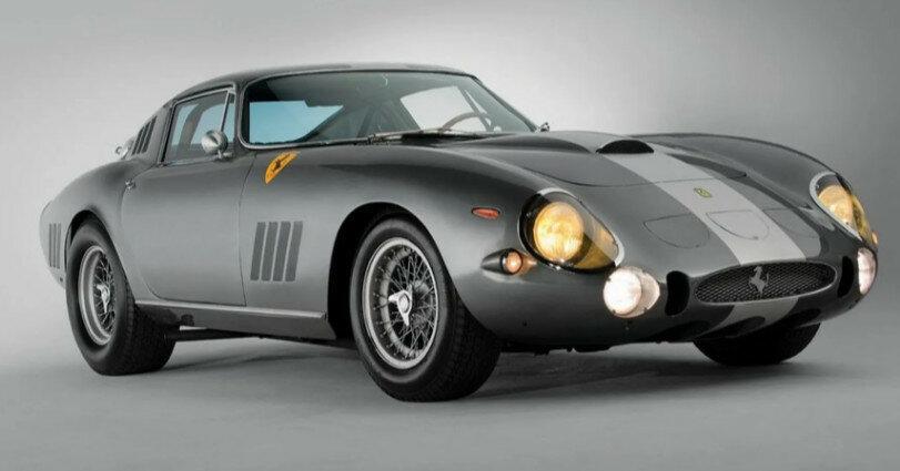 Самые дорогие спортивные авто, проданные на аукционах