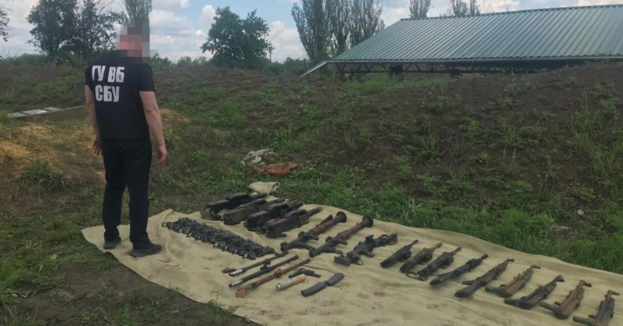 Военнослужащие хотели похитить оружие из военной части ВСУ