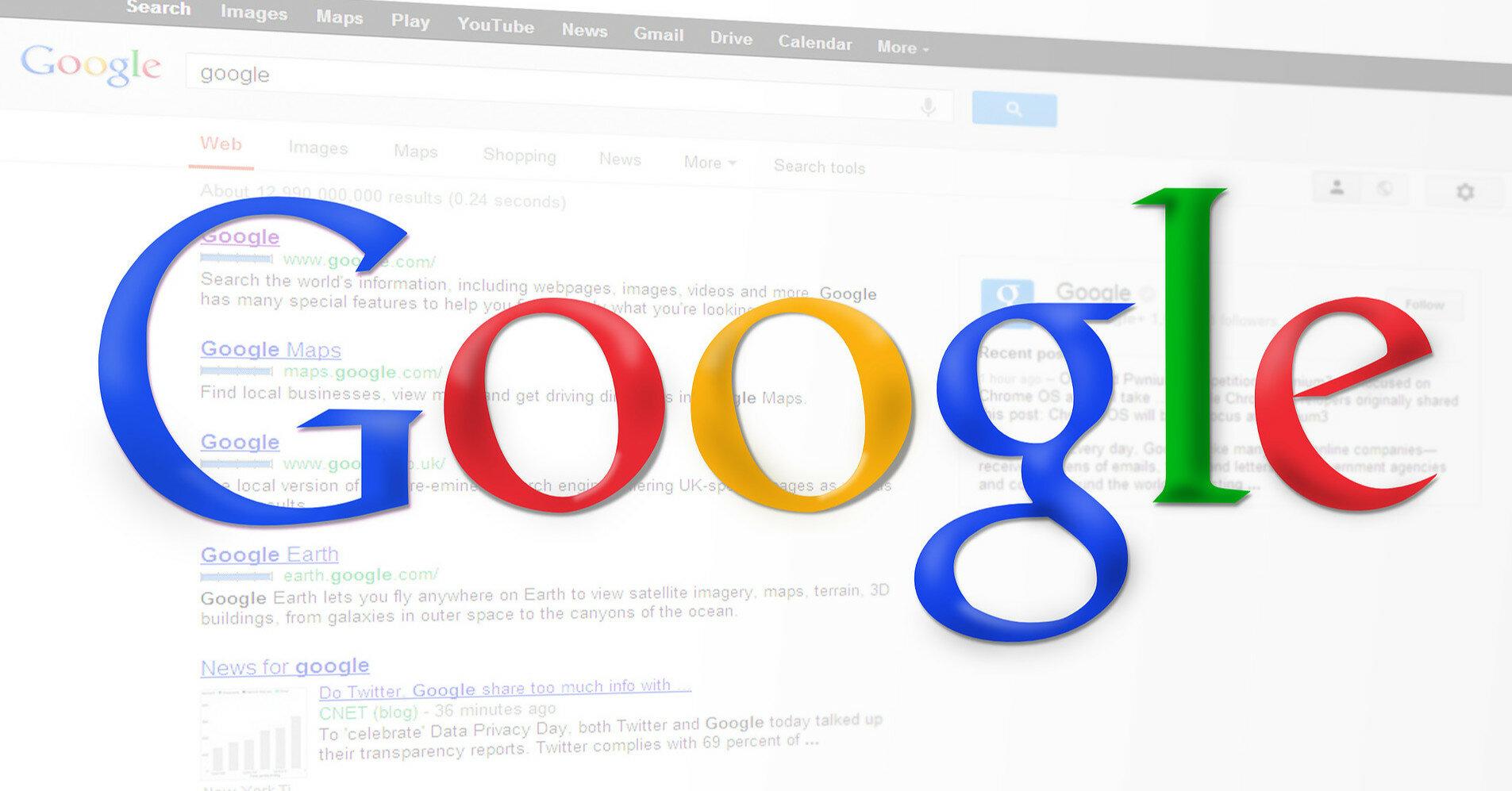 Google оштрафовали на 220 млн евро