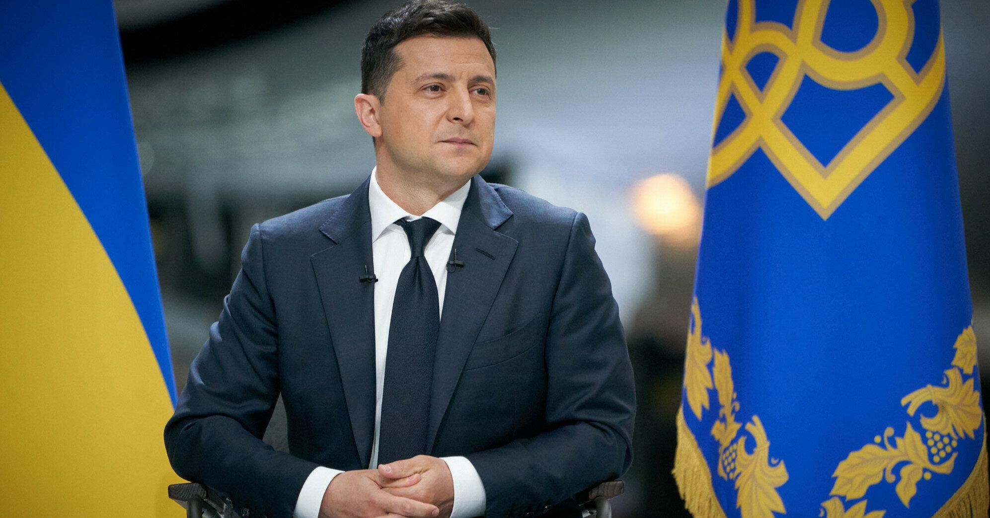 Зеленский наградил 12 украинских воинов
