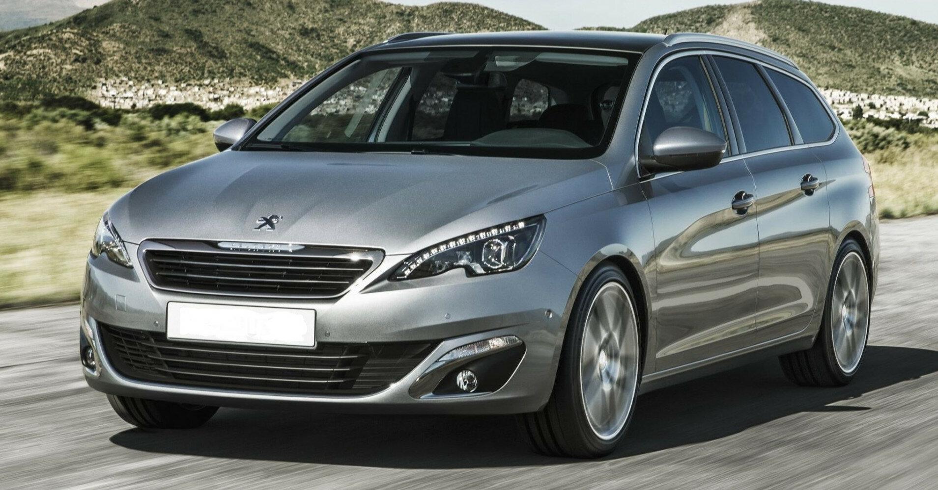 Официально представлен универсал Peugeot 308 SW 2021 года