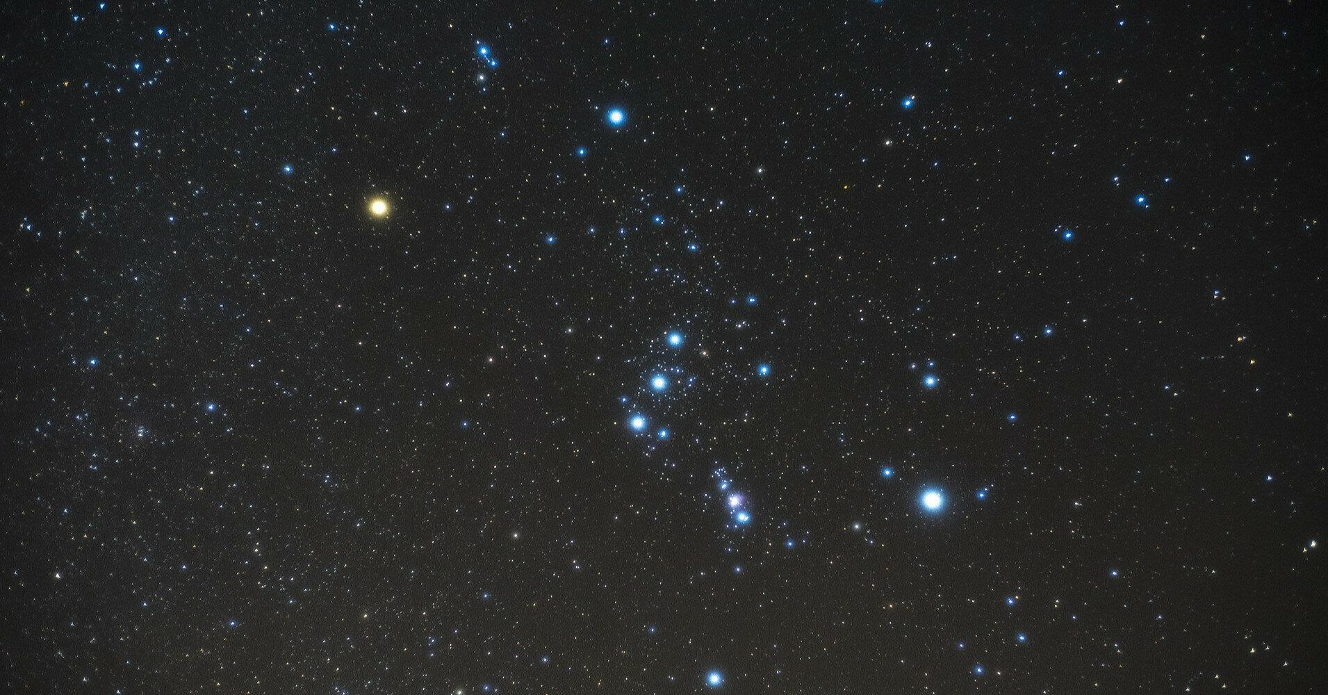 Ученые разгадали тайну звезды Бетельгейзе
