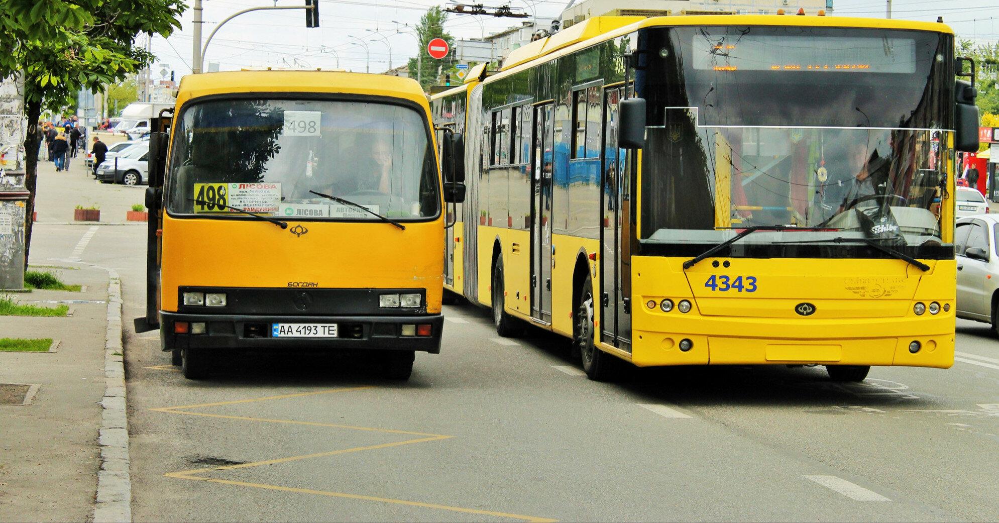 Введение электронного билета в Киеве снова перенесли