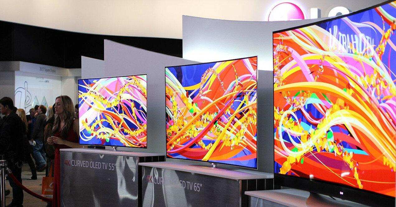 LG запатентовала уникальный телевизор, который сворачивается, как манускрипт