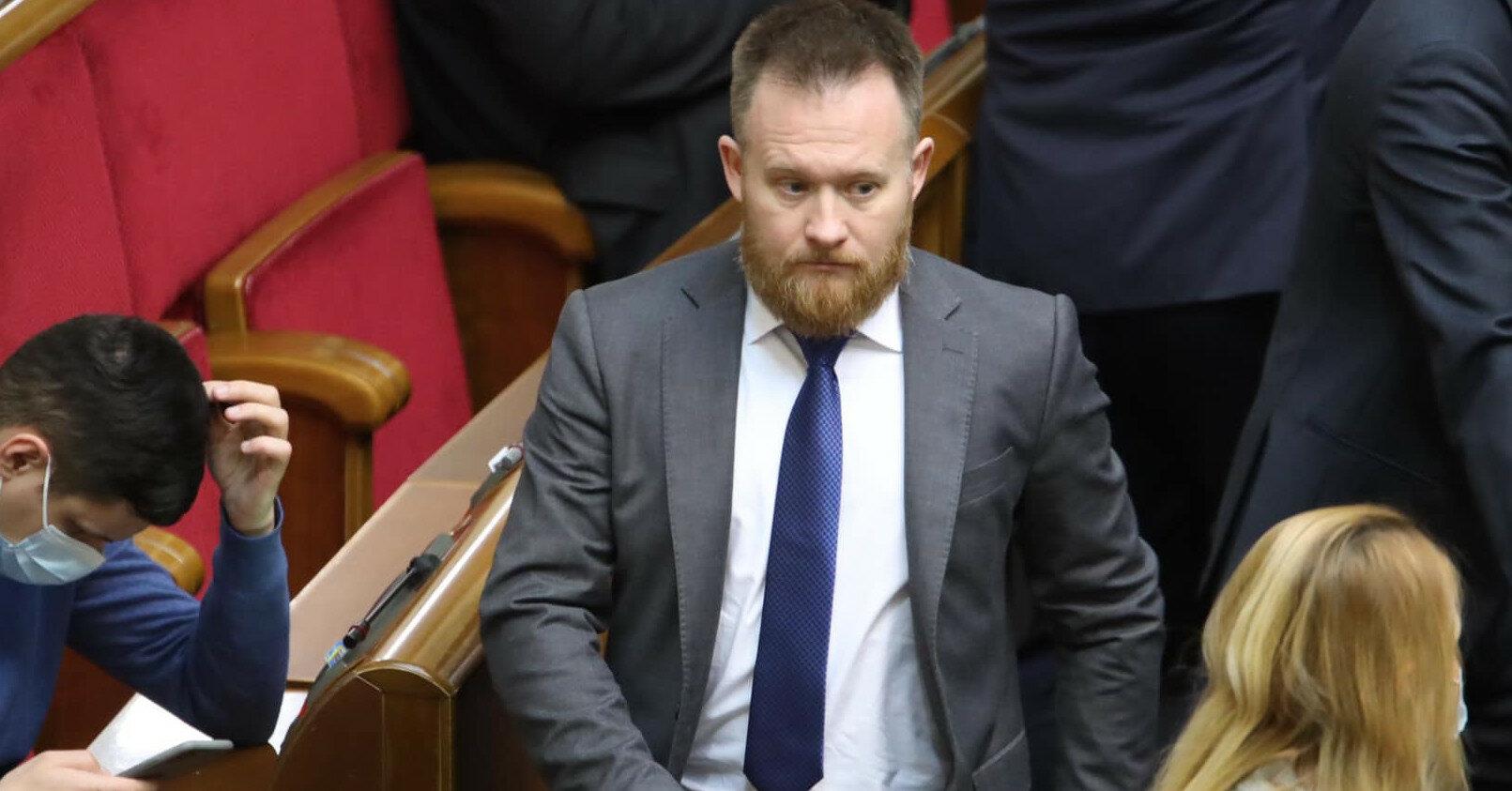 """""""Слуга"""" Камельчук пообещал записаться на курсы управления гневом"""