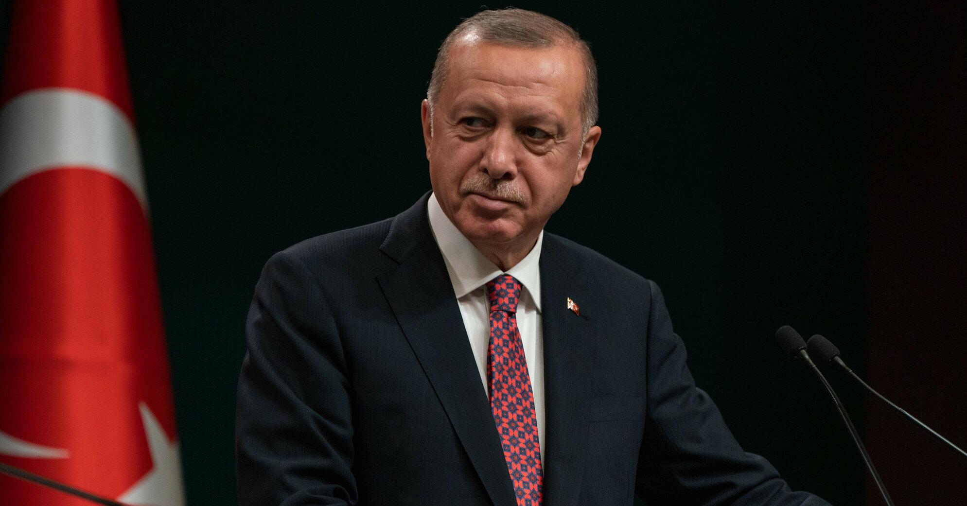 Байден и Эрдоган не достигли прогресса в переговорах
