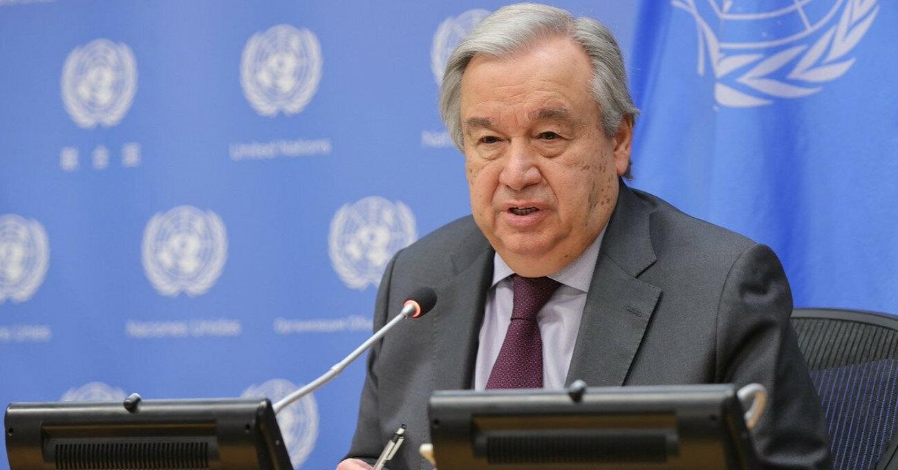 Генсекретаря ООН Гутерриша переизбрали на второй срок