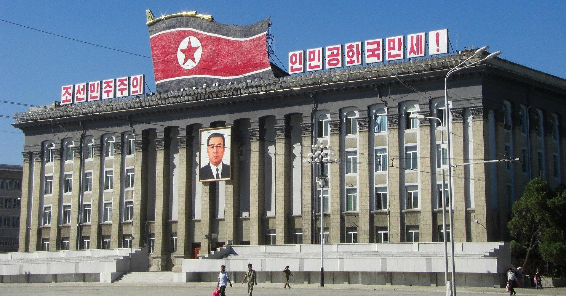 Северная Корея впервые за 16 лет пожертвовала деньги другой стране