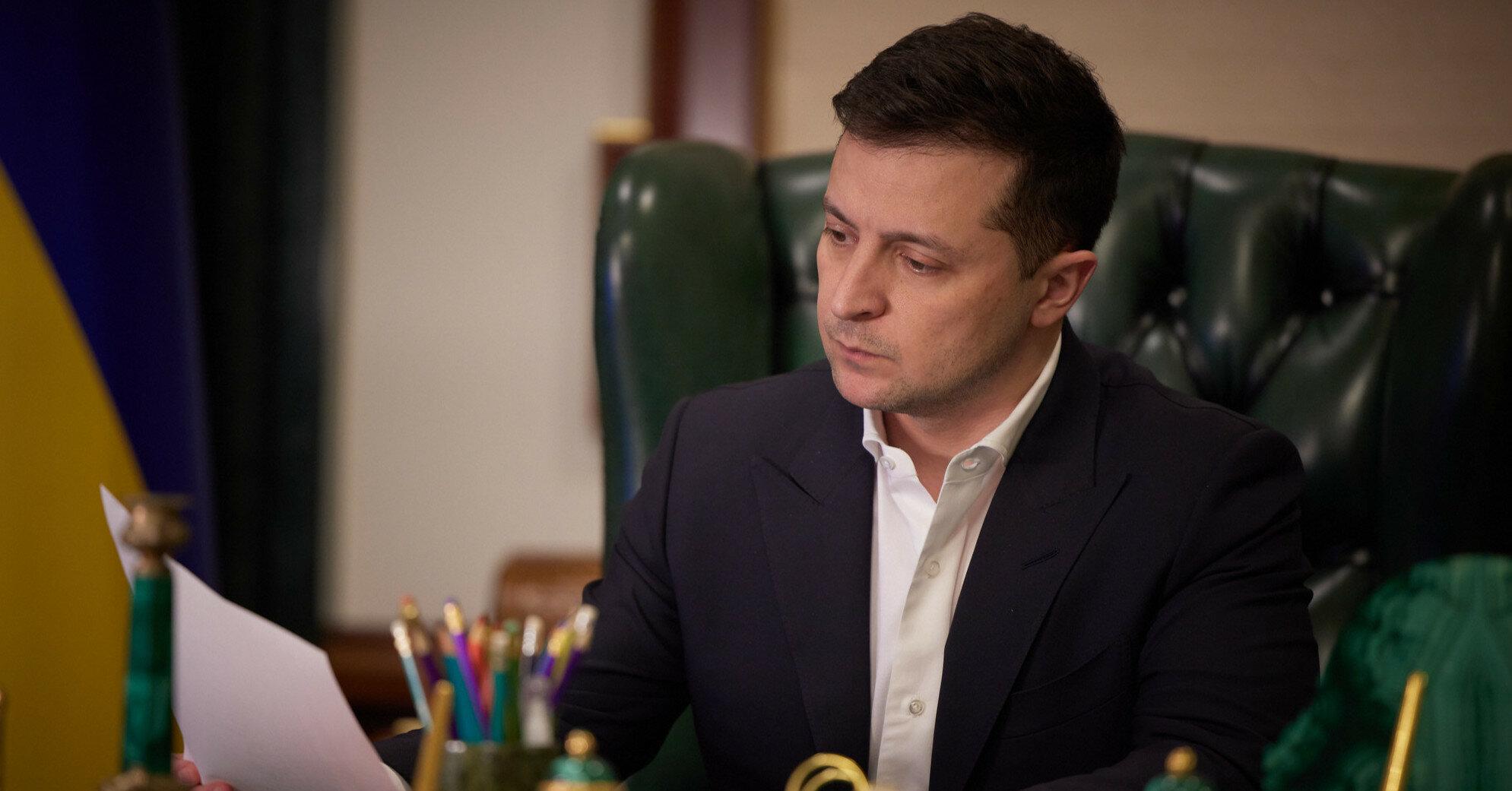 Зеленский провел телефонный разговор с премьер-министром Канады