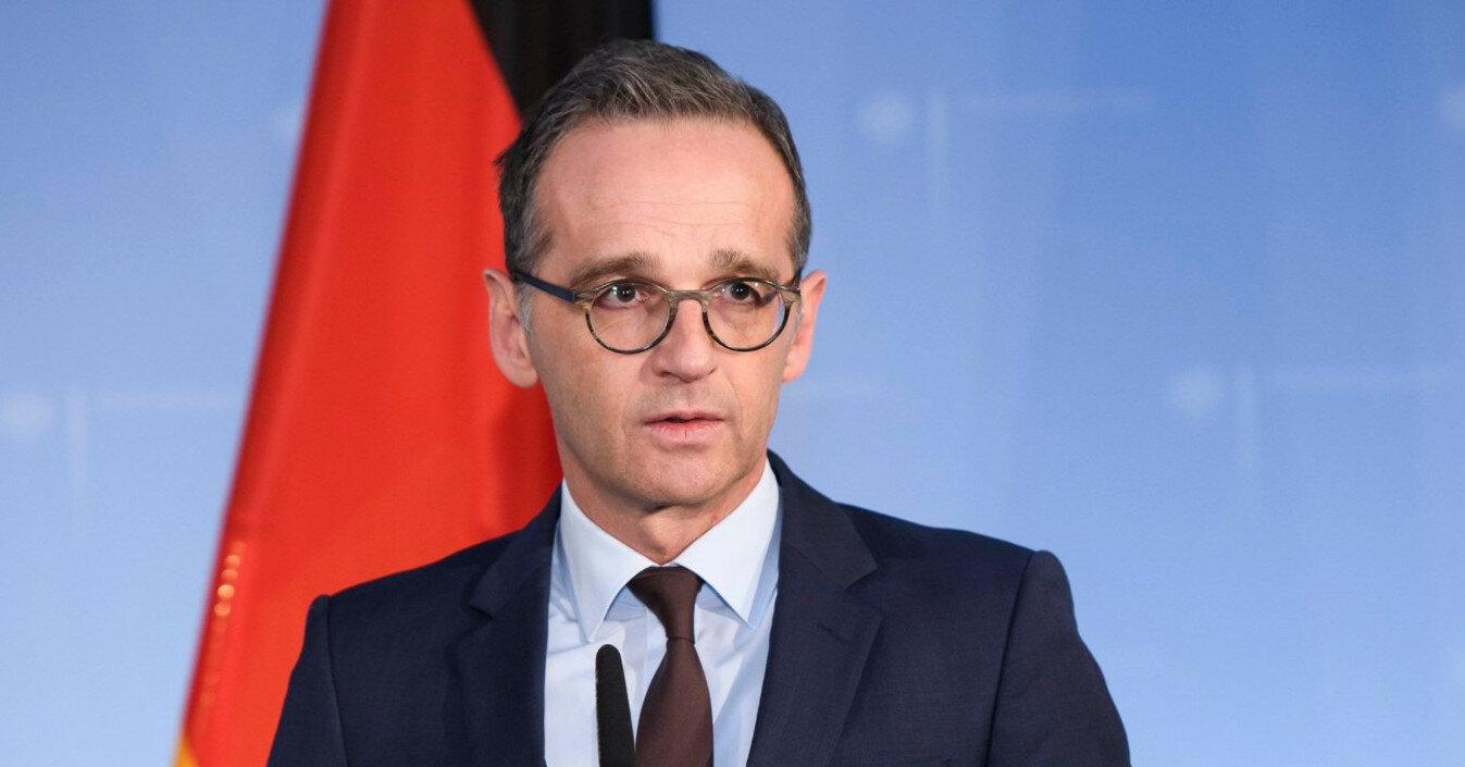 """Маас заверил, что у Германии остается четкая позиция по """"СП-2"""""""