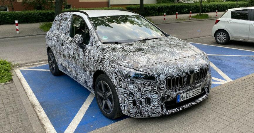 BMW готовит доступный практичный автомобиль