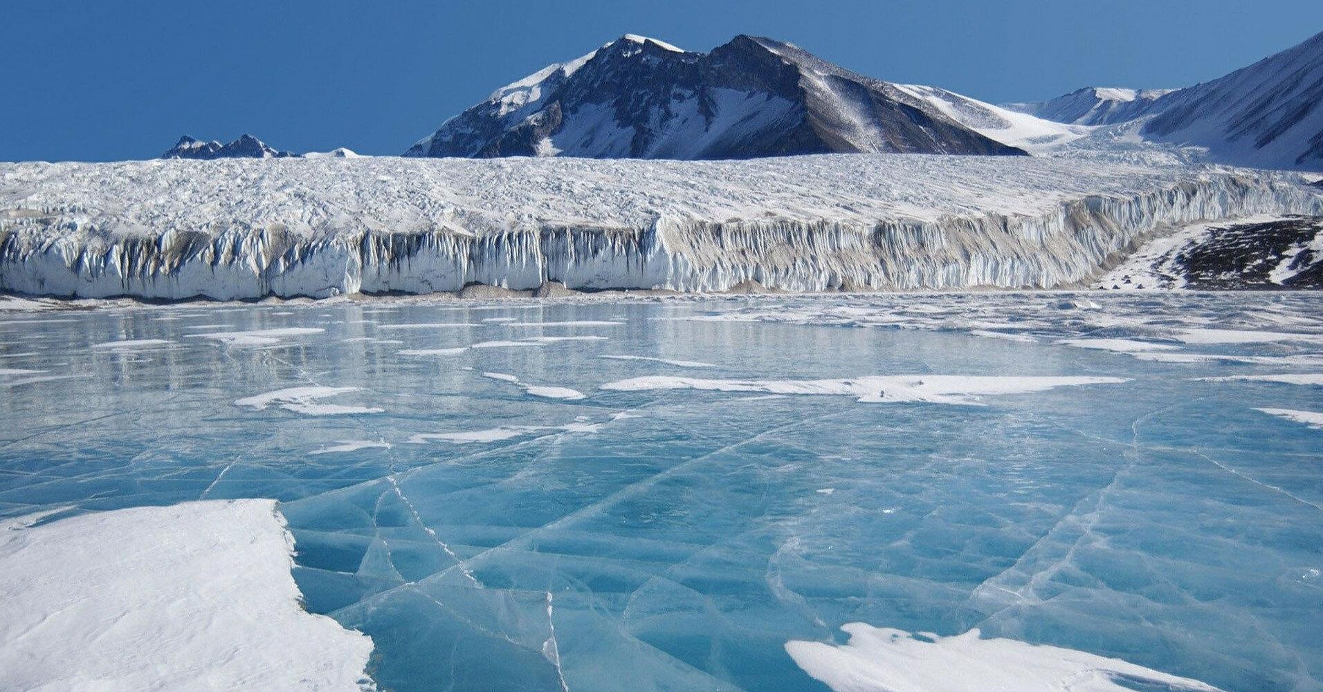 Арктический лед тает быстрее, чем считалось ранее