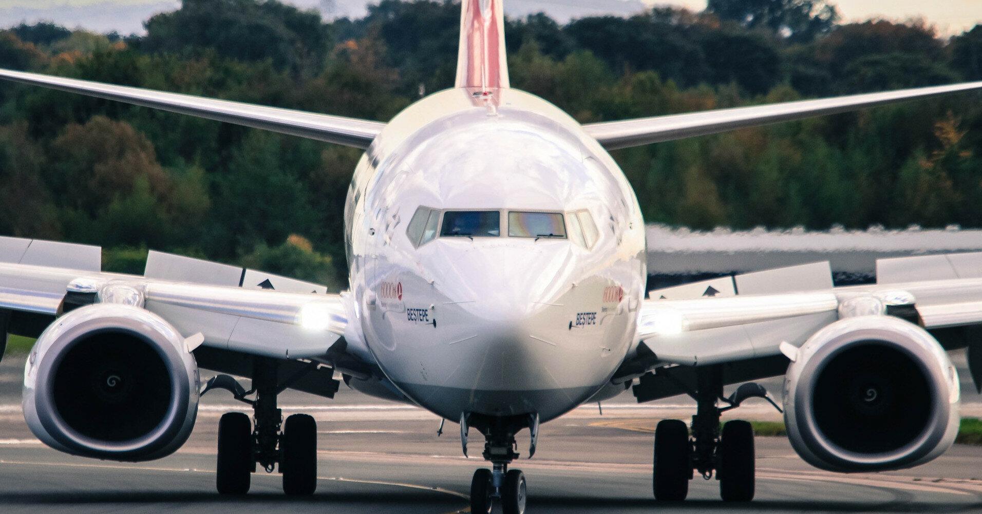 Российская авиакомпания отказалась летать через Беларусь