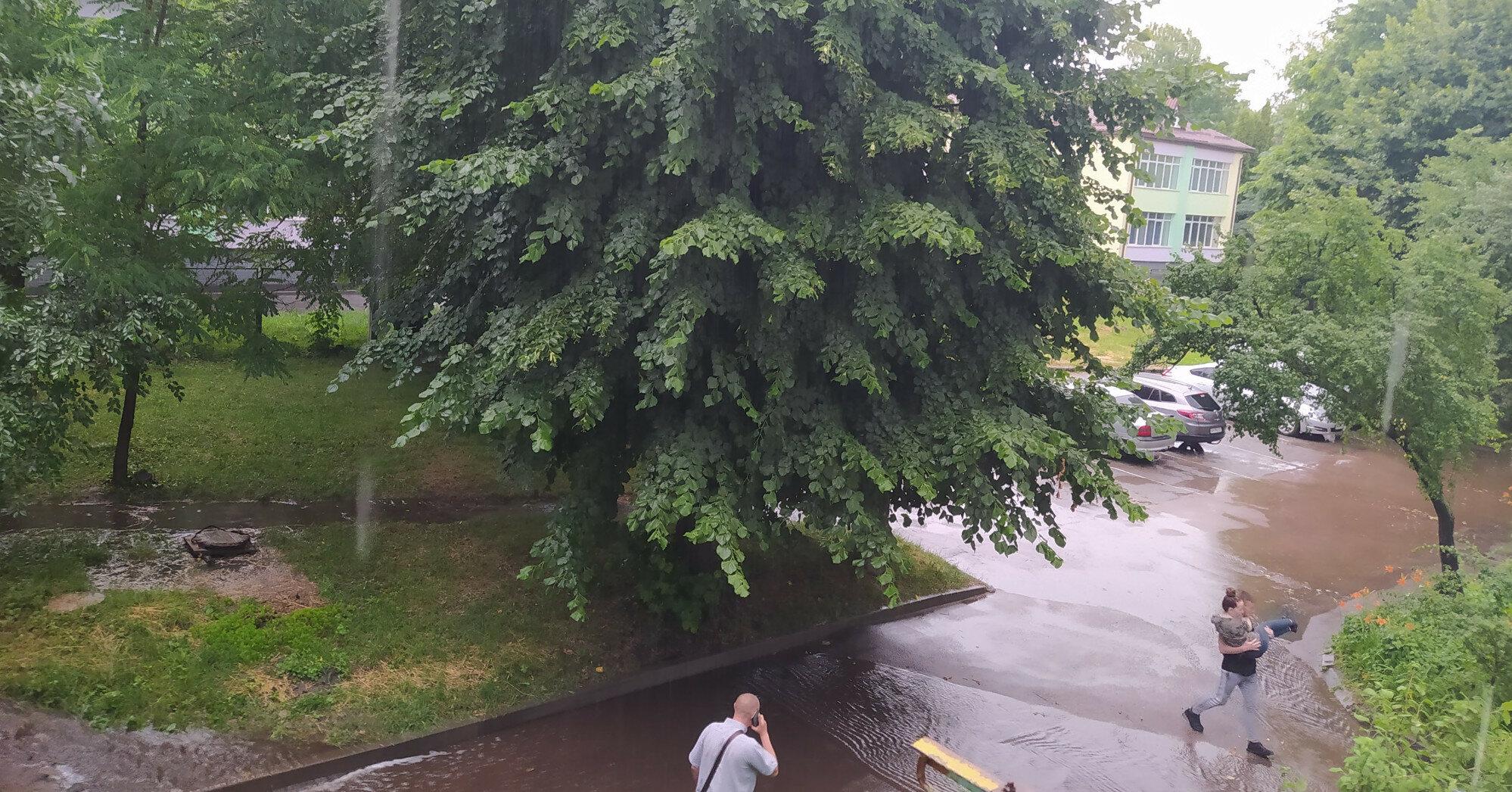 """Погода на неделю: в Украину идет """"сезон дождей"""""""