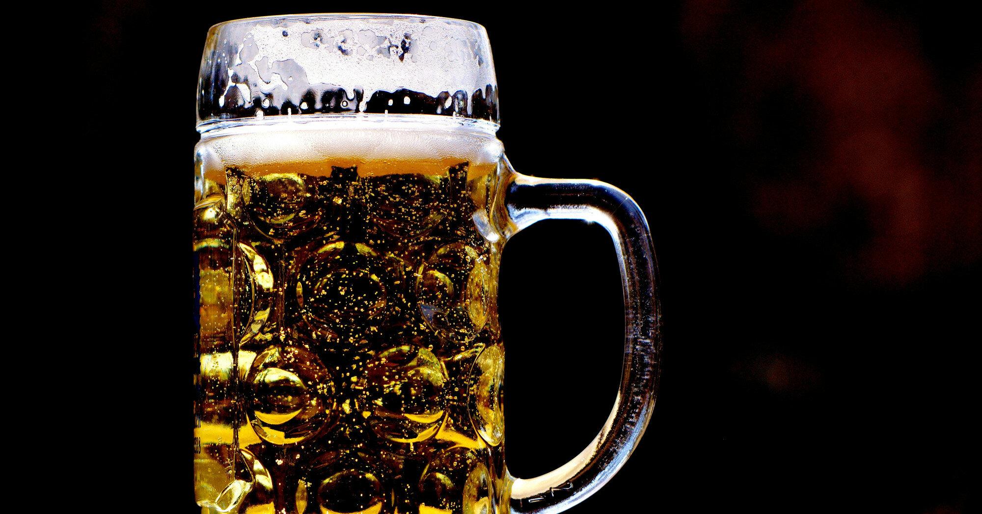 Кабмин предложил привязать размер акциза на пиво к его крепости