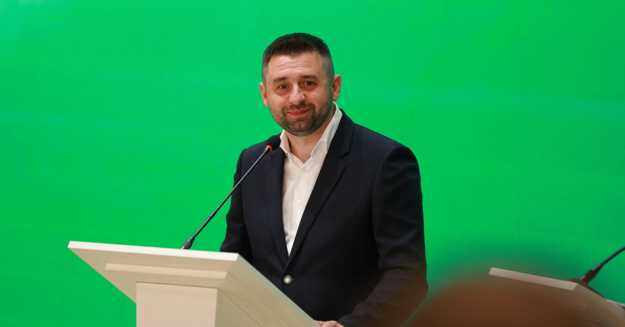 """В """"Слуге народа"""" назвали возможную дату нового заседания СНБО"""