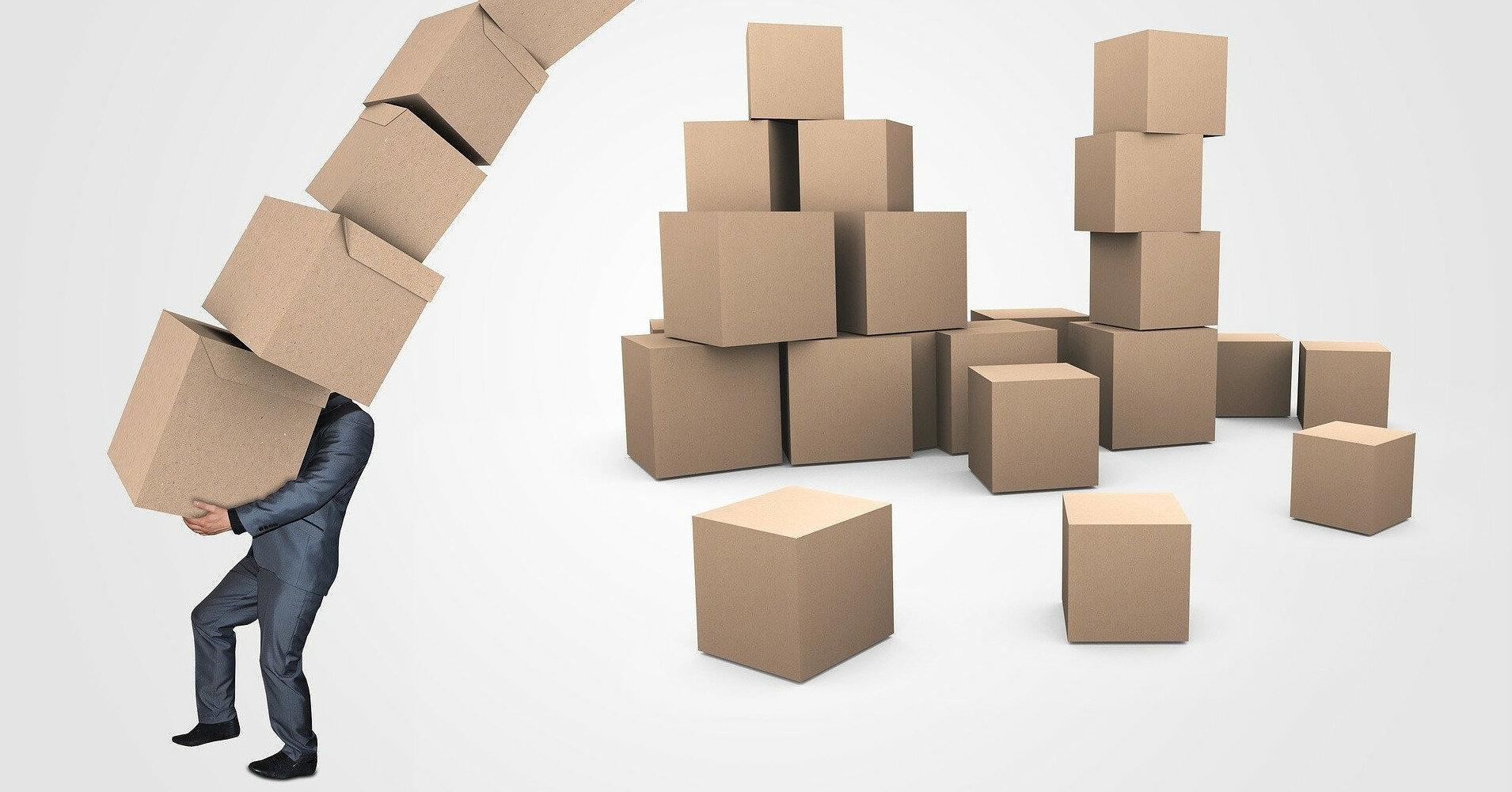 Укрпошта вводит упрощенный режим доставки посылок в Евросоюз