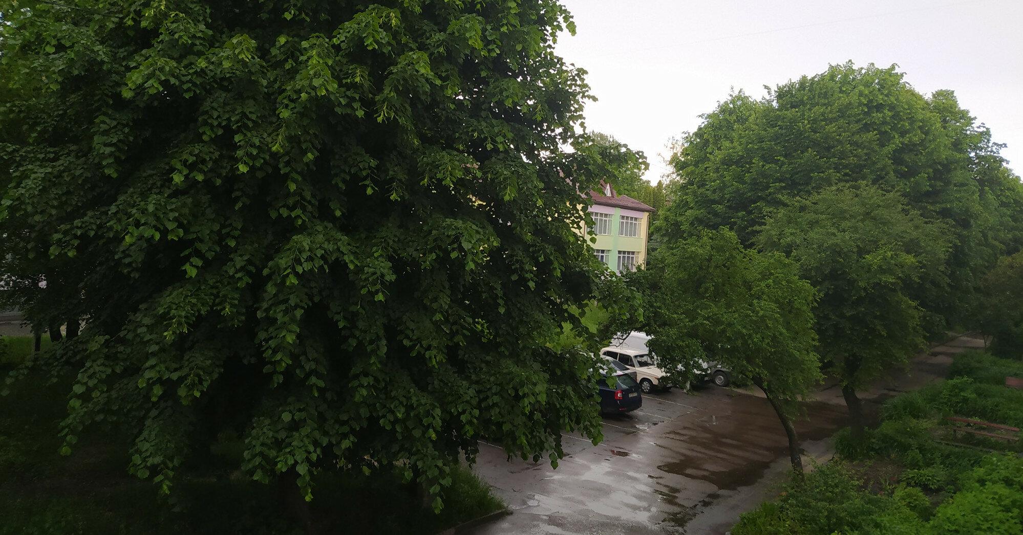 Украину целую неделю будут заливать дожди