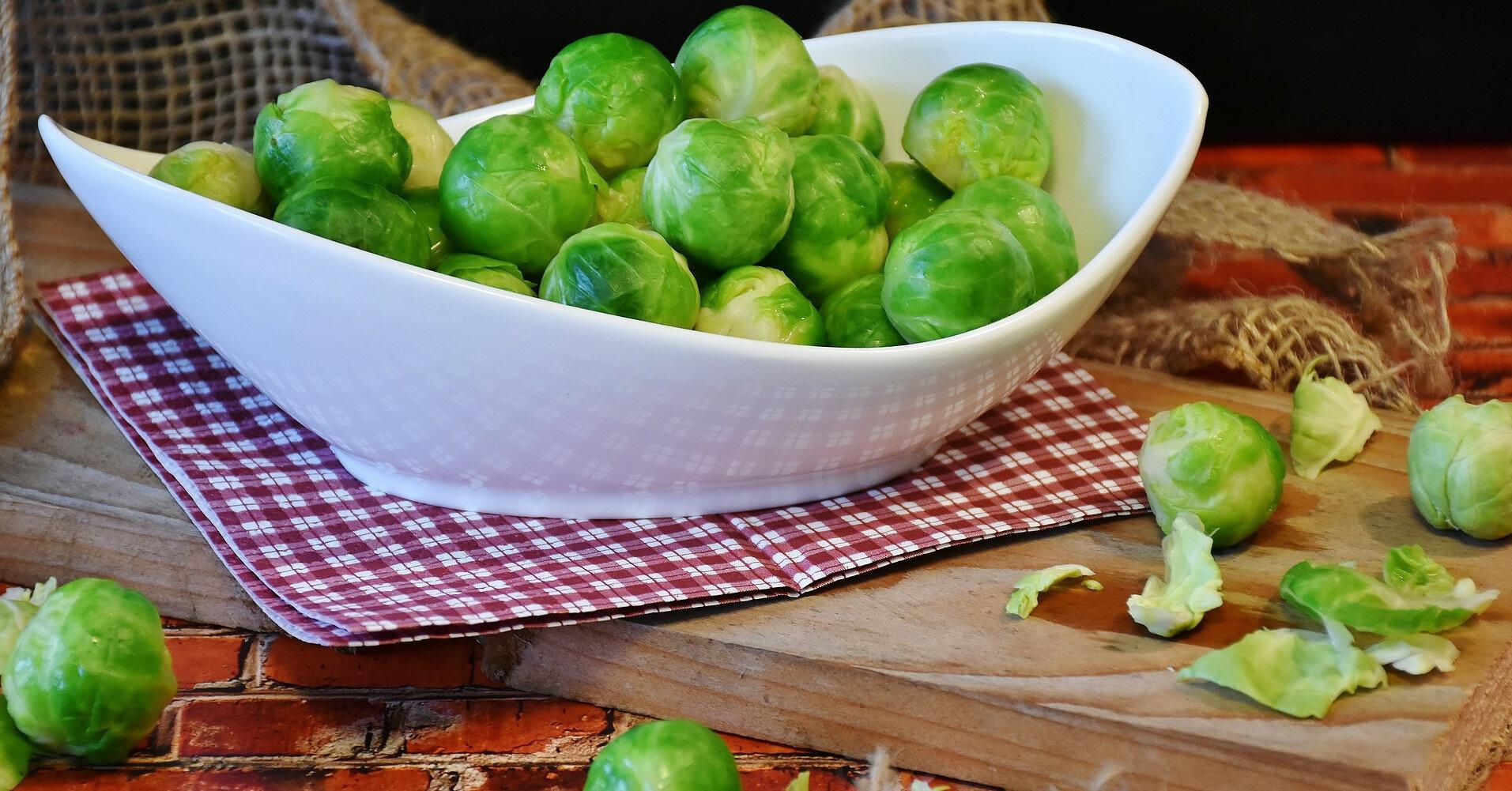 Лучшие секреты и рецепты вкусной брюссельской капусты