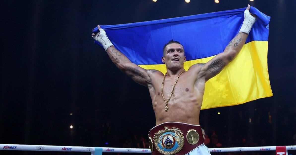 Усик - Джошуа: промоутер украинца сделал новое заявление