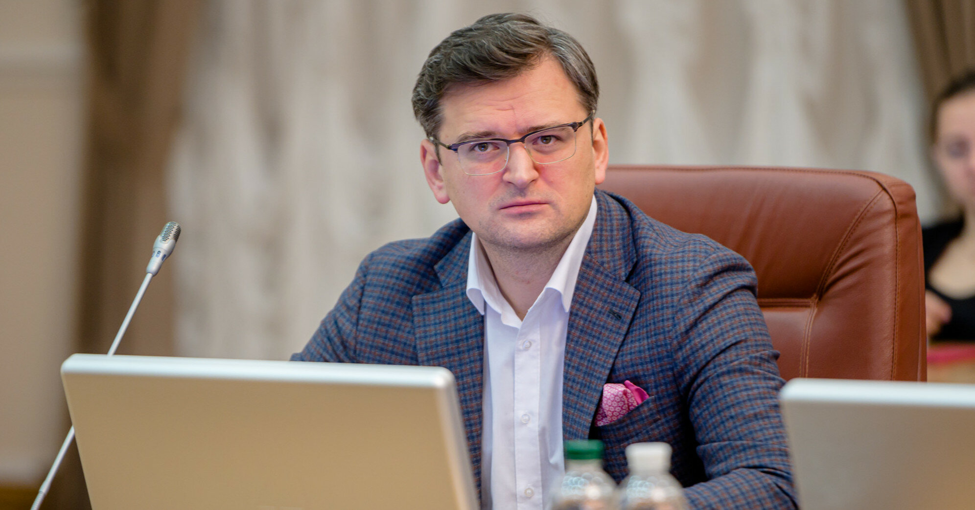 """Кулеба напомнил Берлину об опасностях """"СП-2"""" для Европы"""