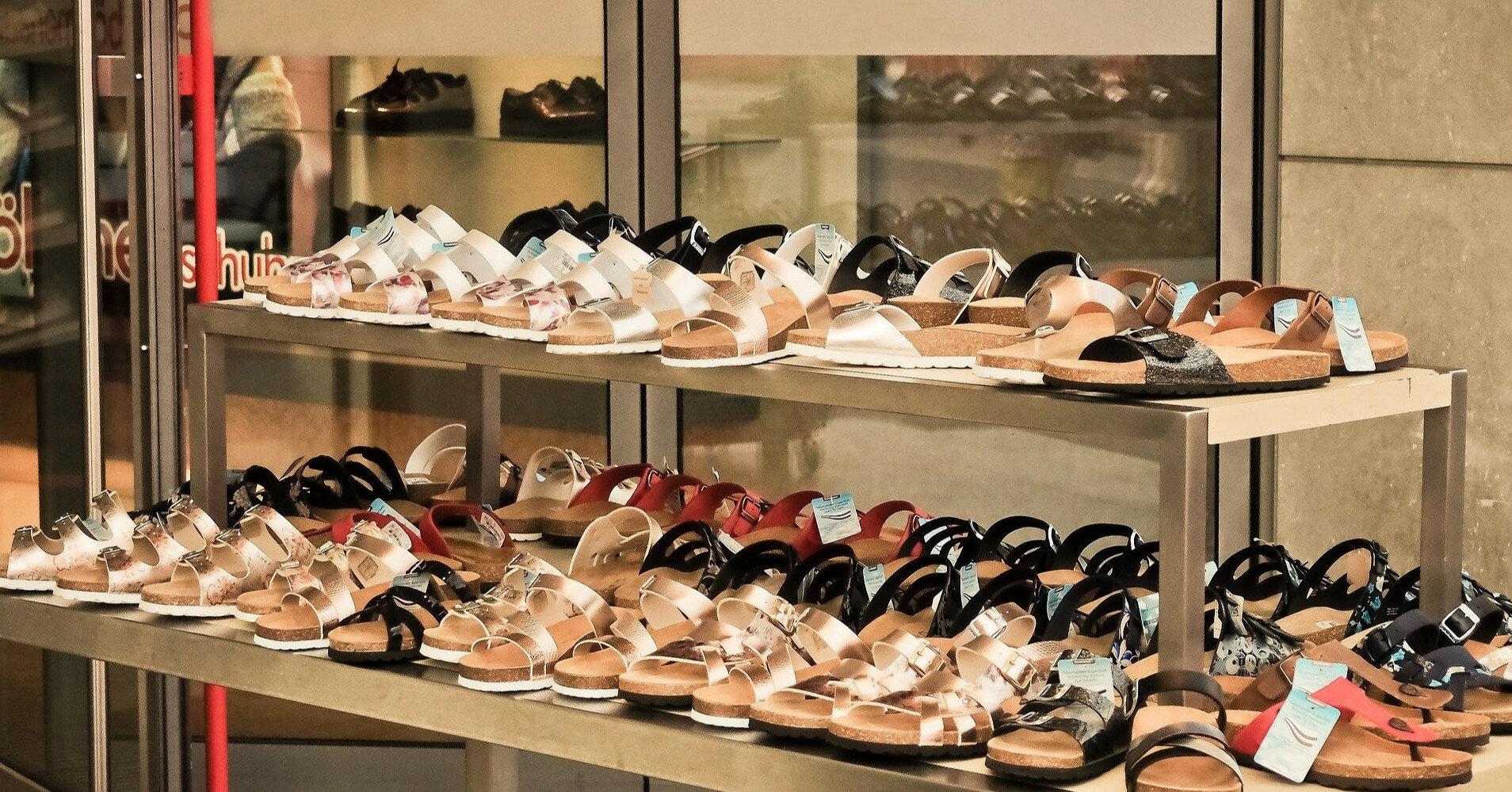 Тренды летней обуви 2021: самые популярные модели