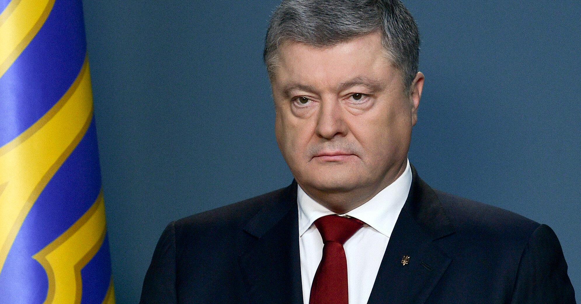 Порошенко прокомментировал дипломатические поражения Зеленского
