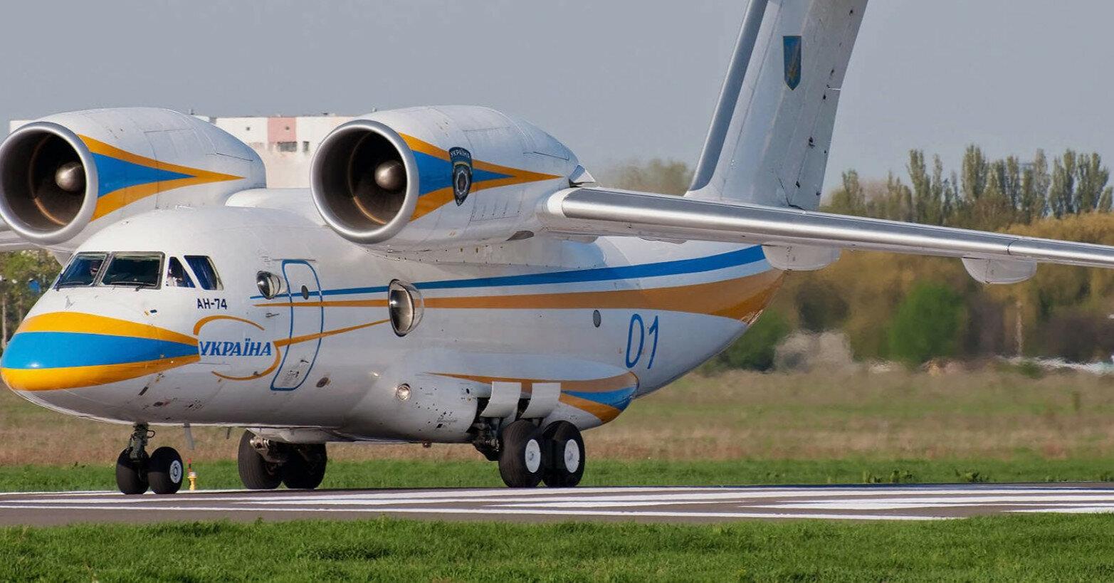 МВД Украины расширит свой авиапарк