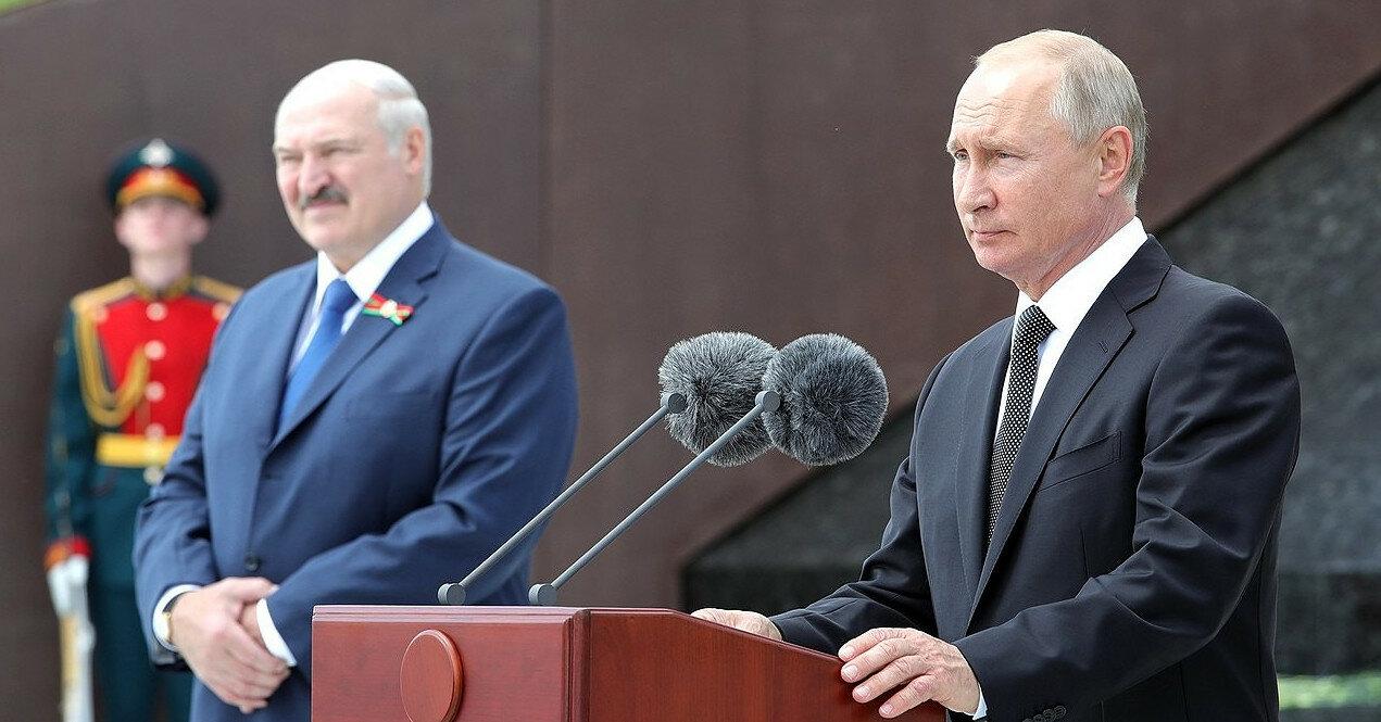 России припомнят, что она поддерживает власти Беларуси