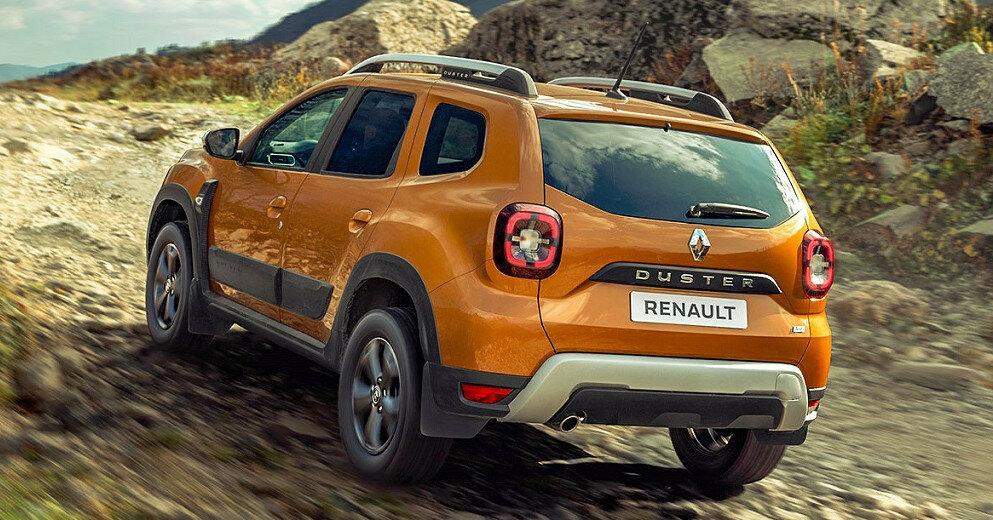 Renault рассказала о спросе на популярный Duster