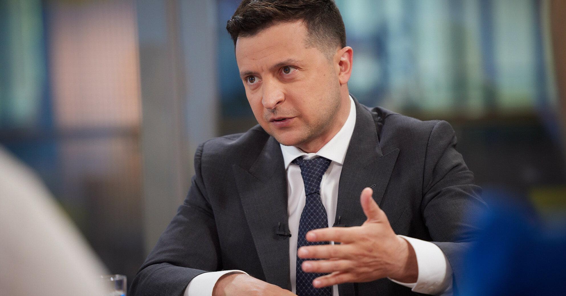 """Зеленский рассказал, что происходит с обещанной """"Большой стройкой"""""""