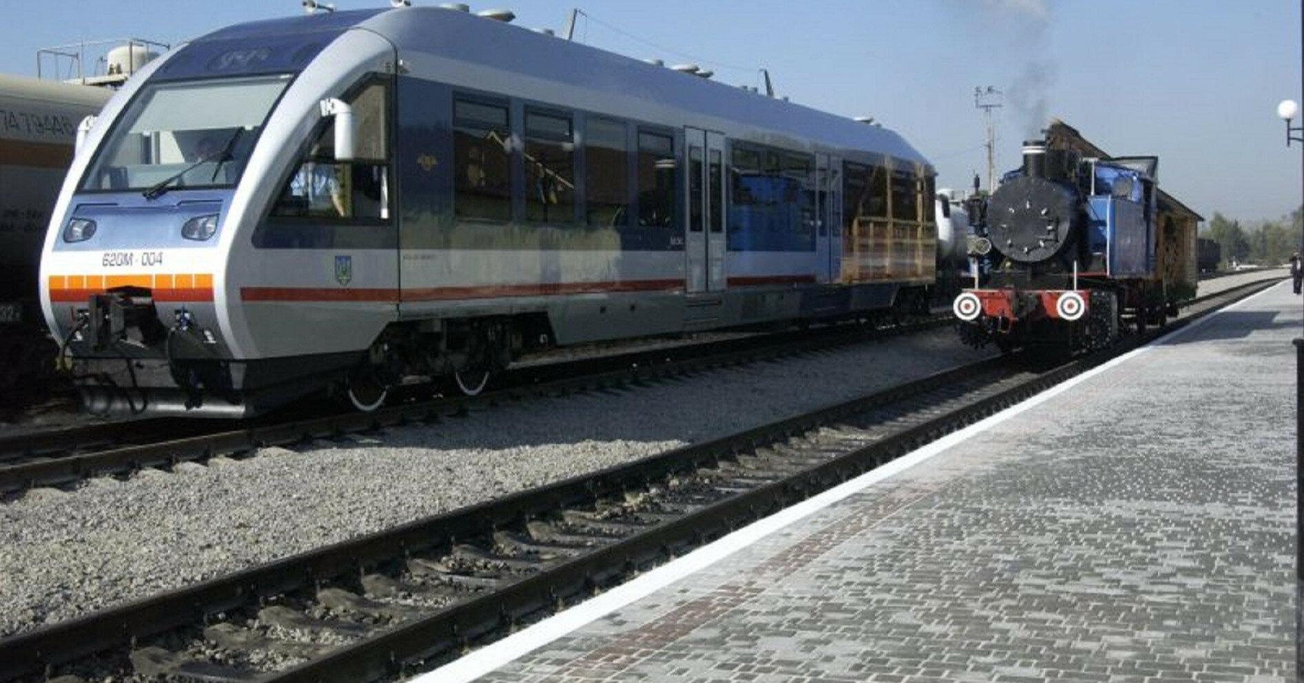 Киев ограничил работу железнодорожных вокзалов из-за сообщения о минировании