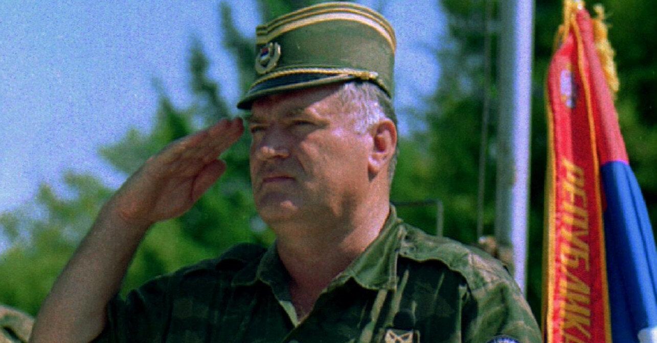 Суд в Гааге утвердил пожизненный срок сербскому командиру
