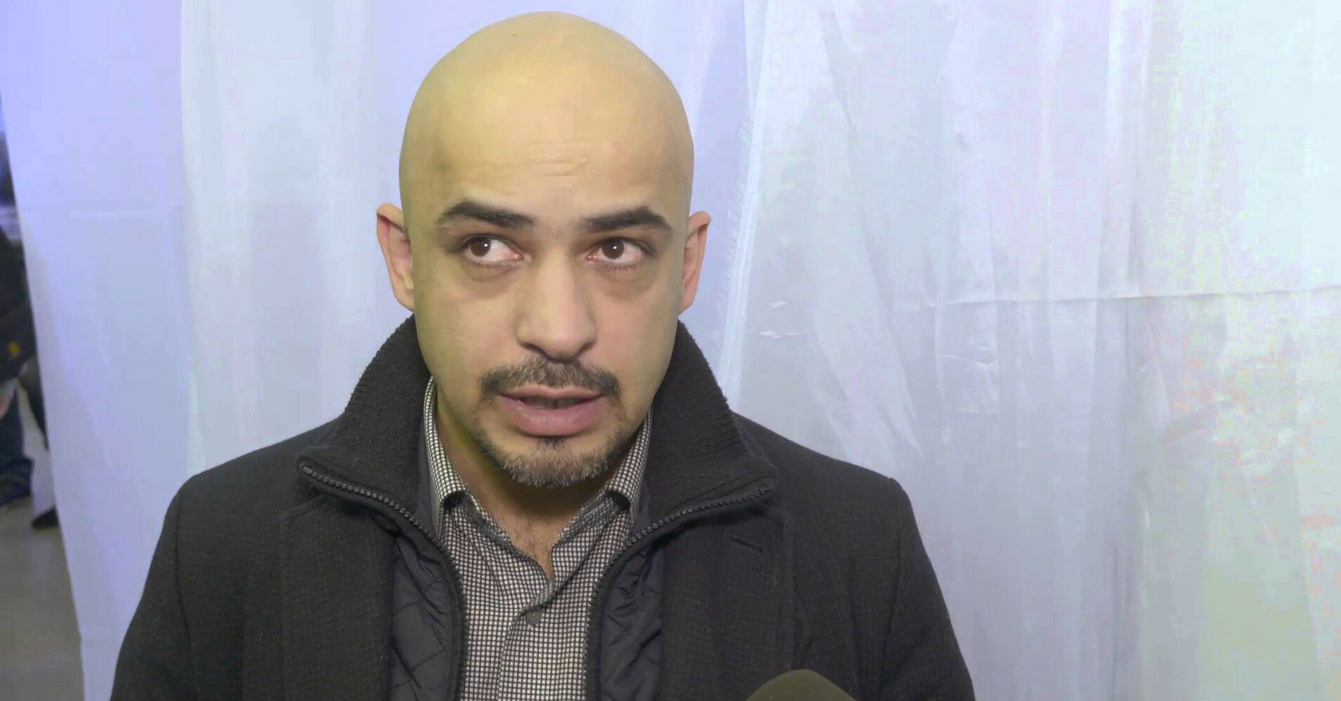 Мустафа Найем назначен советником министра инфраструктуры