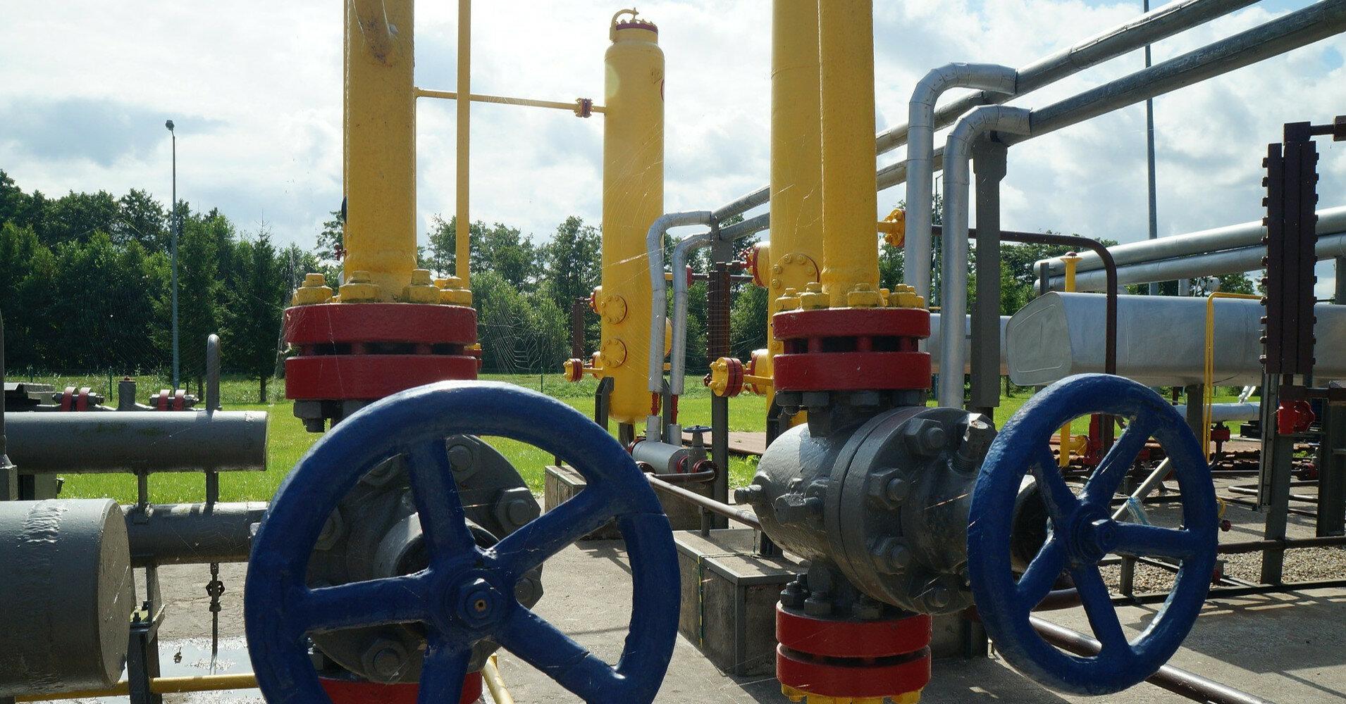 Газ в Европе подорожал после отказа Газпрома от дополнительного транзита