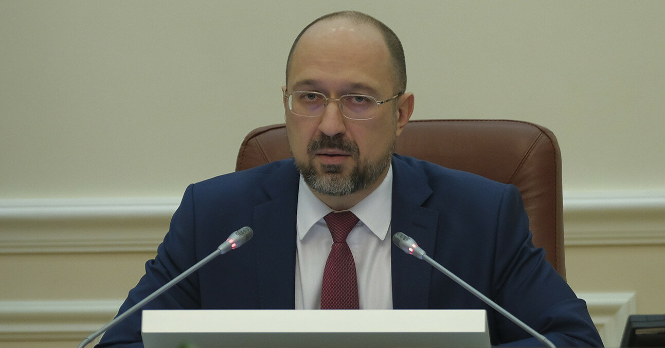 Шмыгаль отправился в дипломатическую поездку в Грузию