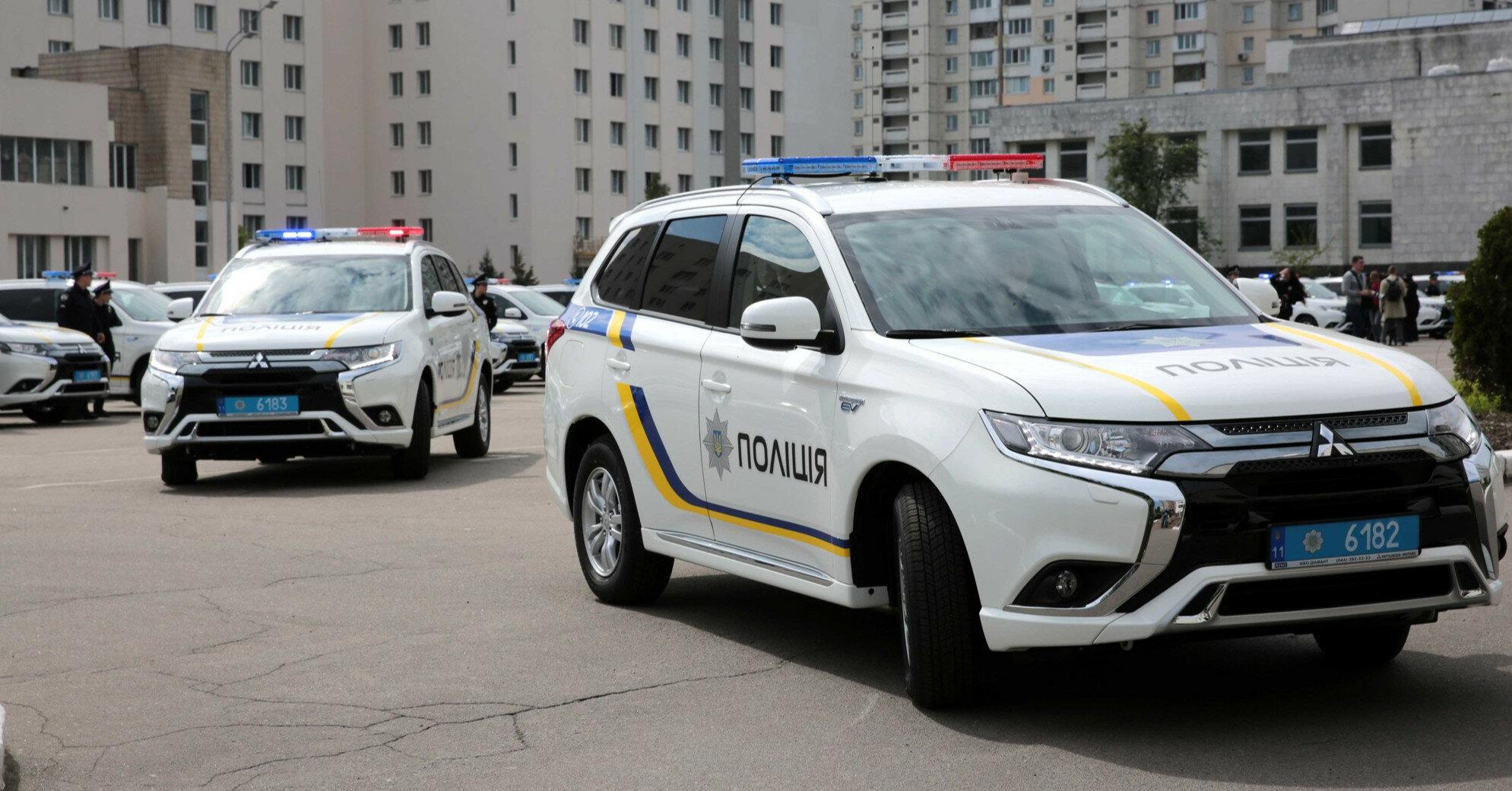 Полиция будет предупреждать об аварийных участках в Киеве