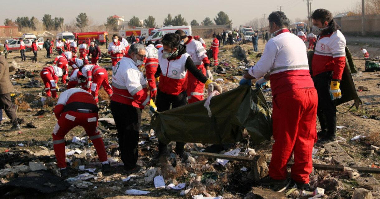 Авиакатастрофа МАУ: Иран начал выплачивать компенсации