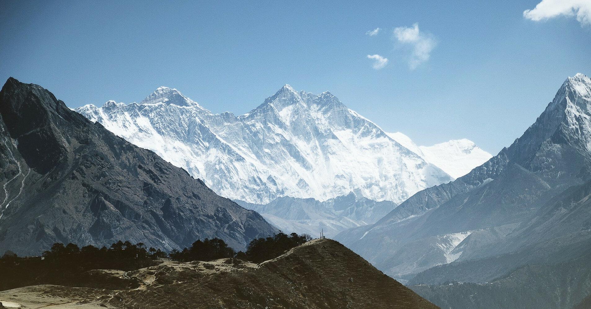 Украинская альпинистка попала в скандал с восхождением на Эверест