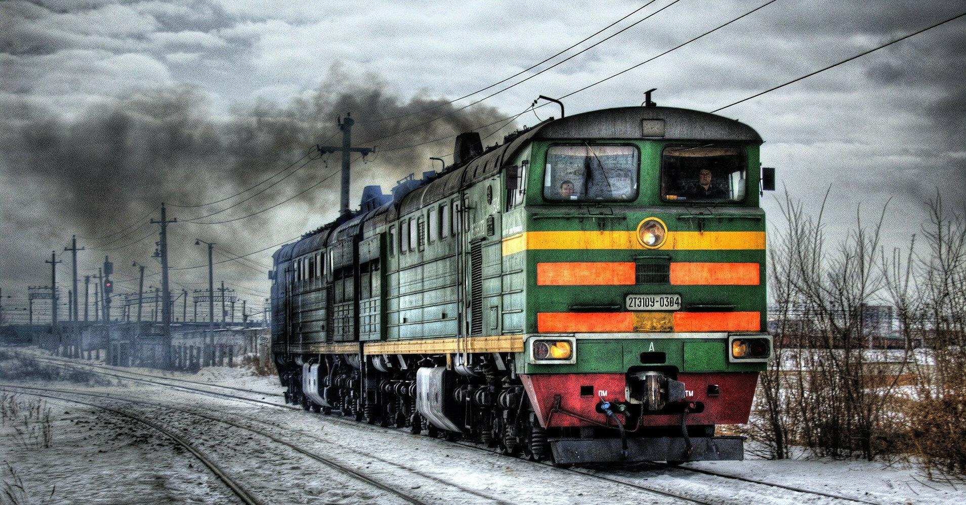 """В """"ДНР"""" собираются запустить поезд в Крым"""