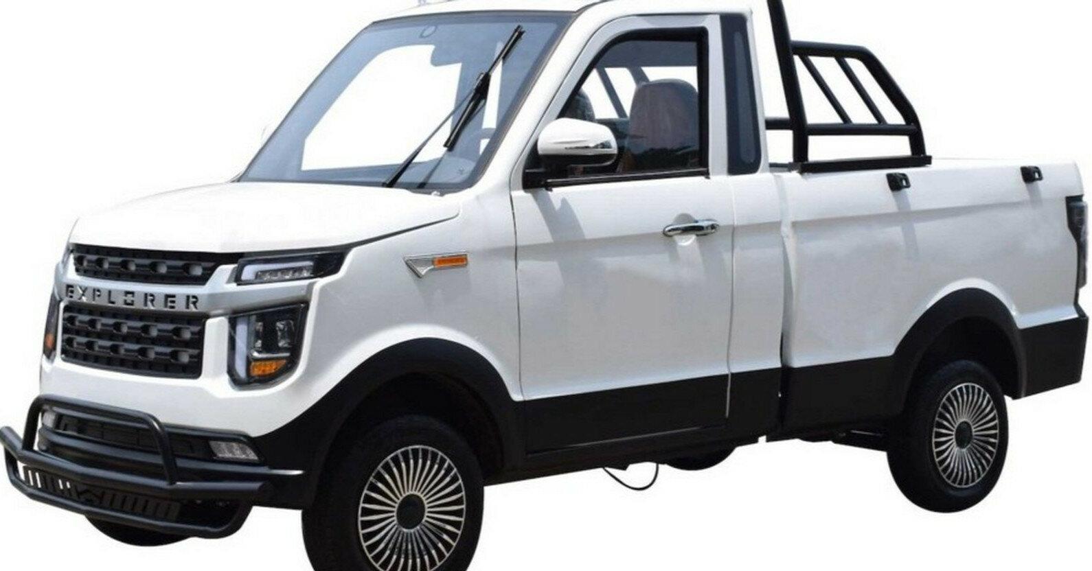 На Alibaba продают электромобили за $2000