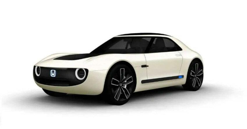 Honda запустит в серию спортивный электромобиль